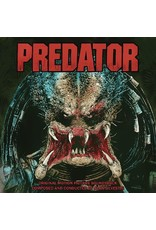 New Vinyl Alan Silvestri - Predator OST (Colored) 2LP
