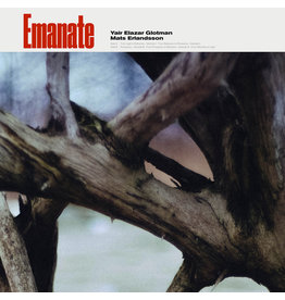 New Vinyl Yair Elazar Glotman & Mats Erlandsson - Emanate LP