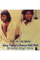New Vinyl Sly & Robbie - Middle East Dub LP