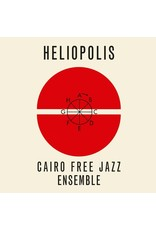 New Vinyl Cairo Free Jazz Ensemble - Heliopolis LP