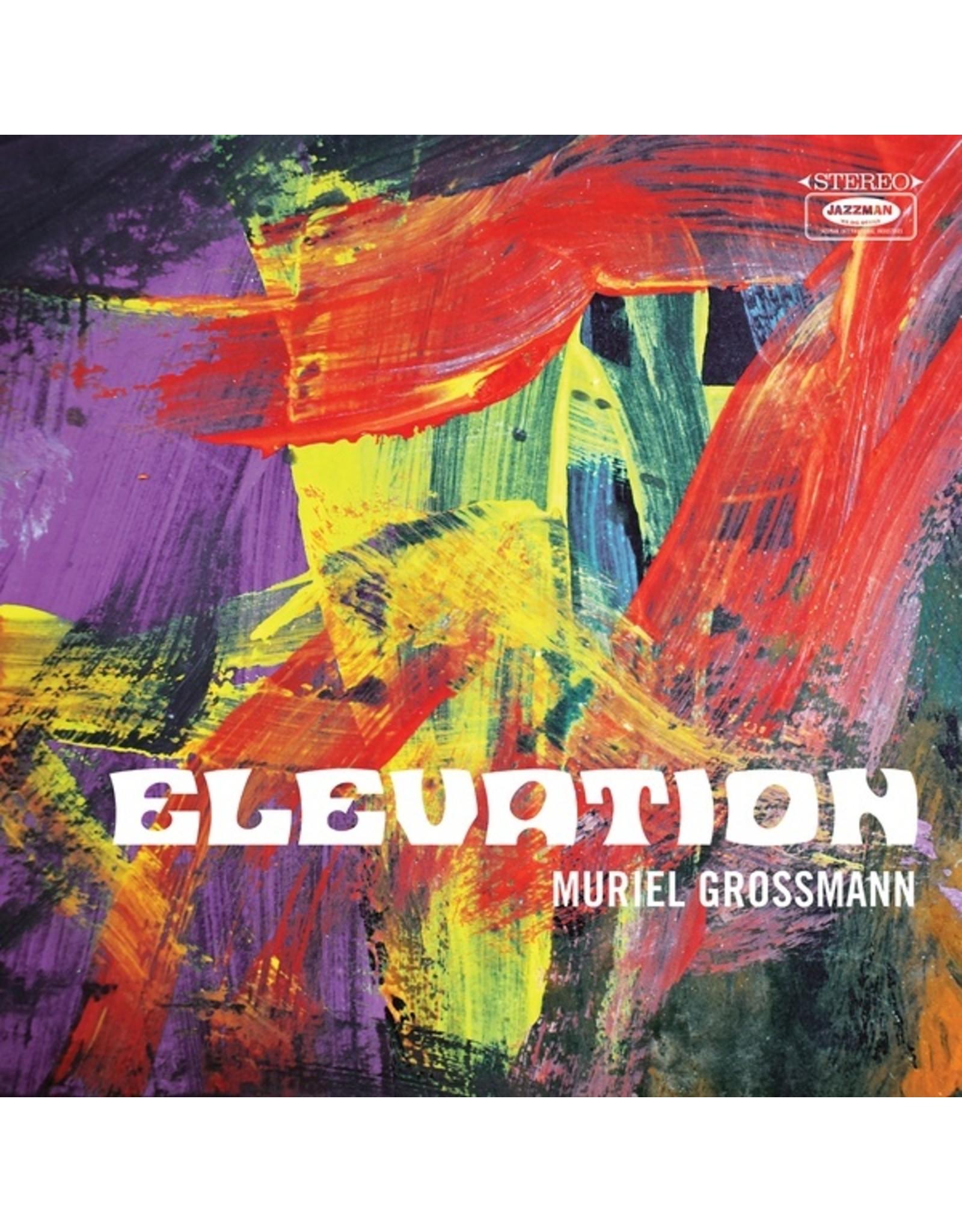 New Vinyl Muriel Grossmann - Elevation LP