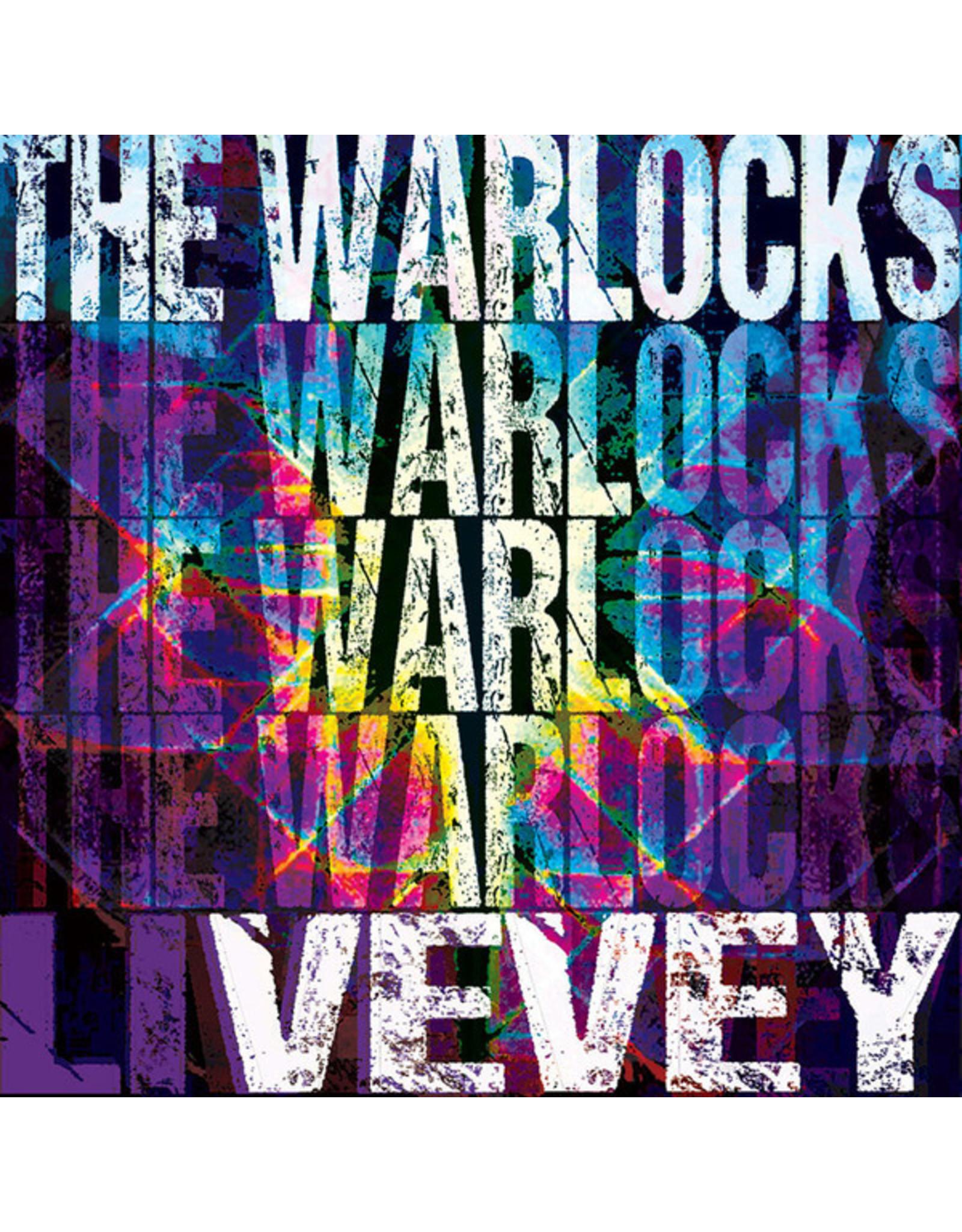 New Vinyl The Warlocks - Vevey (Clear) 2LP