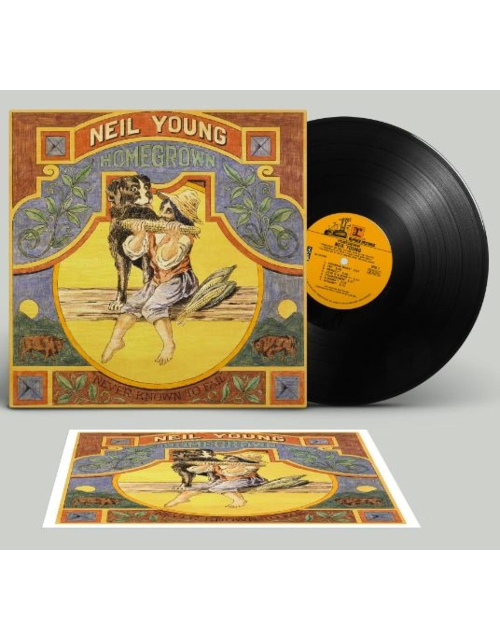 New Vinyl Neil Young - Homegrown LP