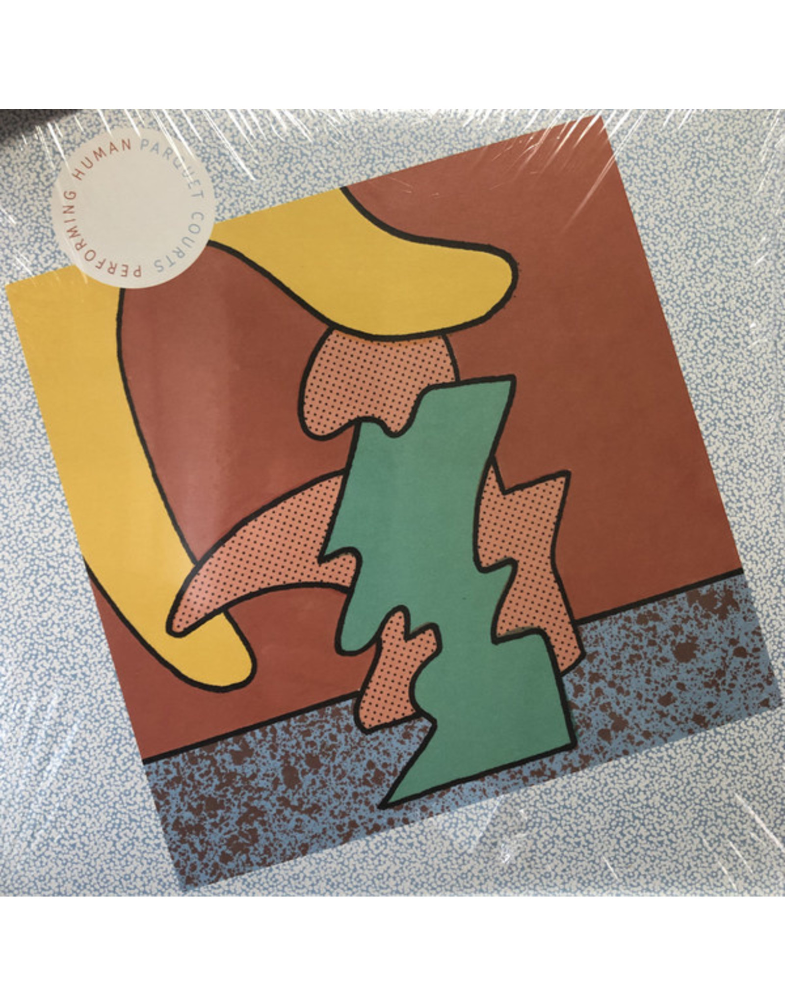 New Vinyl Parquet Courts - Performing Human 12""