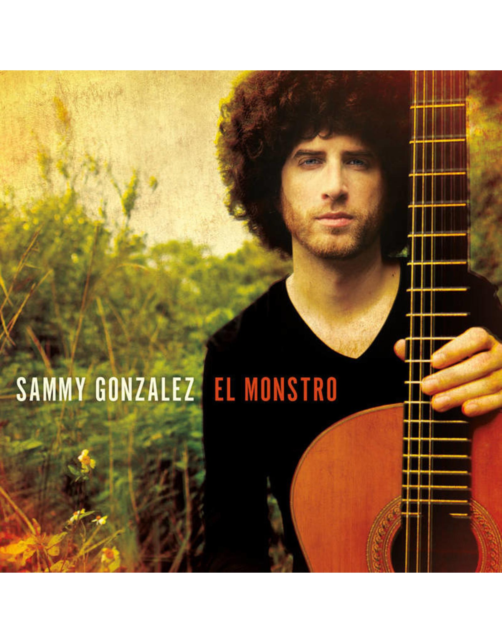 New Vinyl Sammy Gonzalez - El Monstro LP