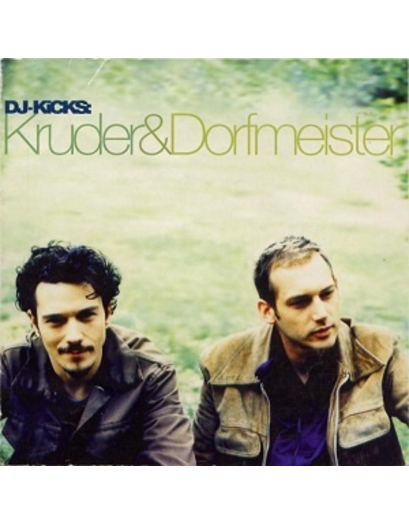 New Vinyl Kruder & Dorfmeister - DJ Kicks 2LP