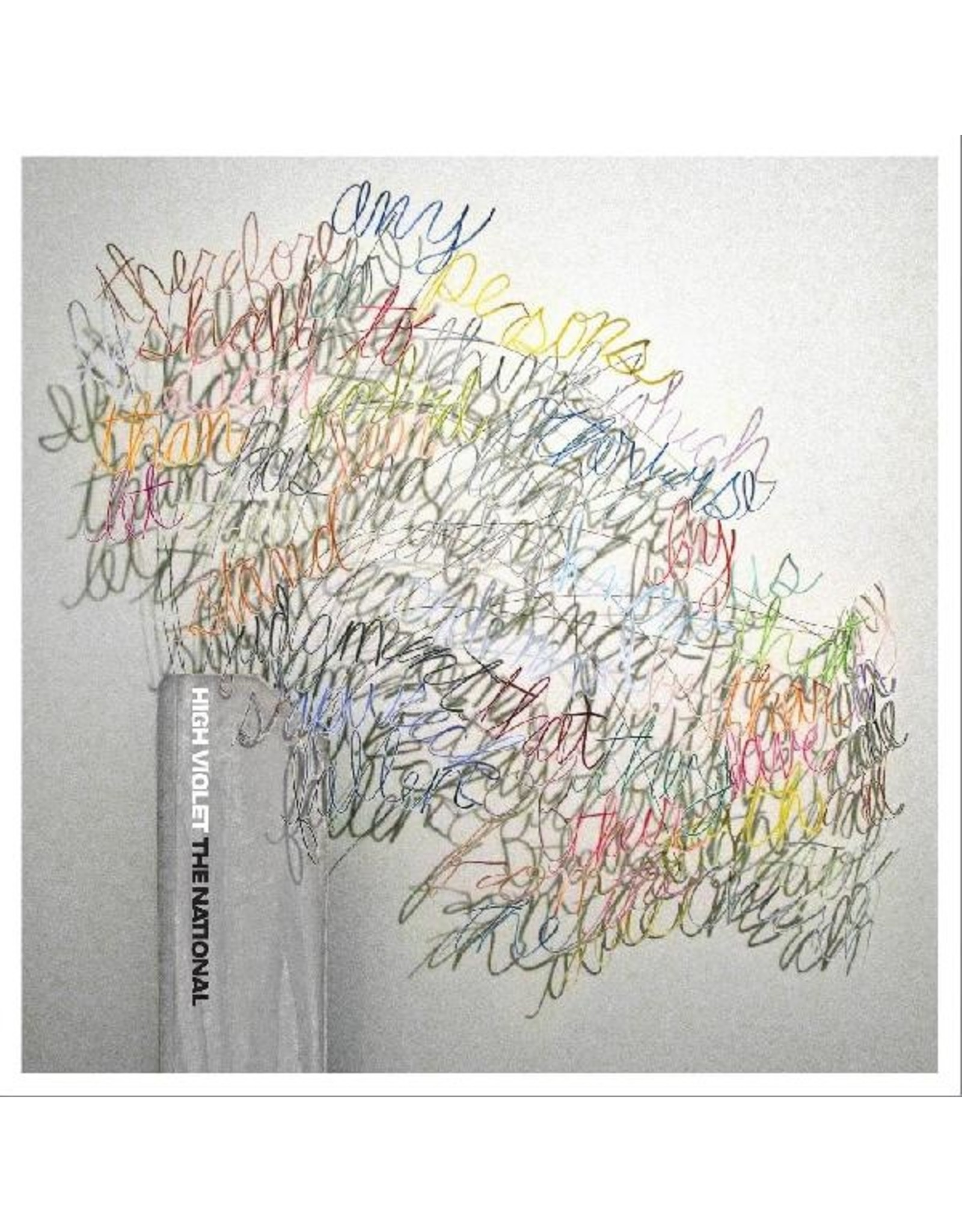 New Vinyl The National - High Violet (Expanded, Colored) 3LP
