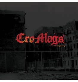 New Vinyl Cro-Mags - In The Beginning (Colored) LP