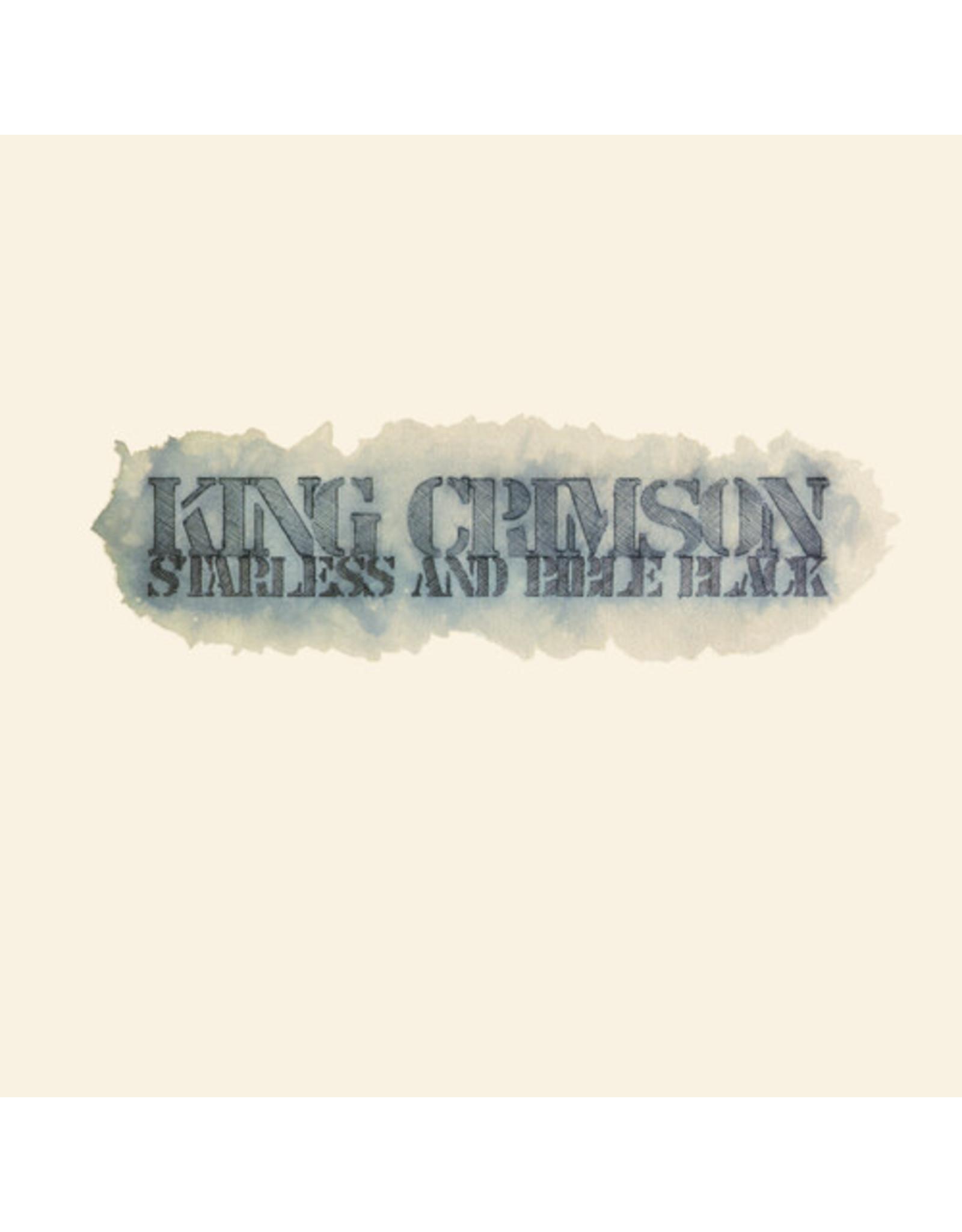 New Vinyl King Crimson - Starless & Bible Black (Remixed By Steven Wilson & Robert Fripp, Ltd. 200g) LP