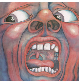 New Vinyl King Crimson - In The Court Of The Crimson King (Remixed By Steven Wilson & Robert Fripp, Ltd. 200g) LP