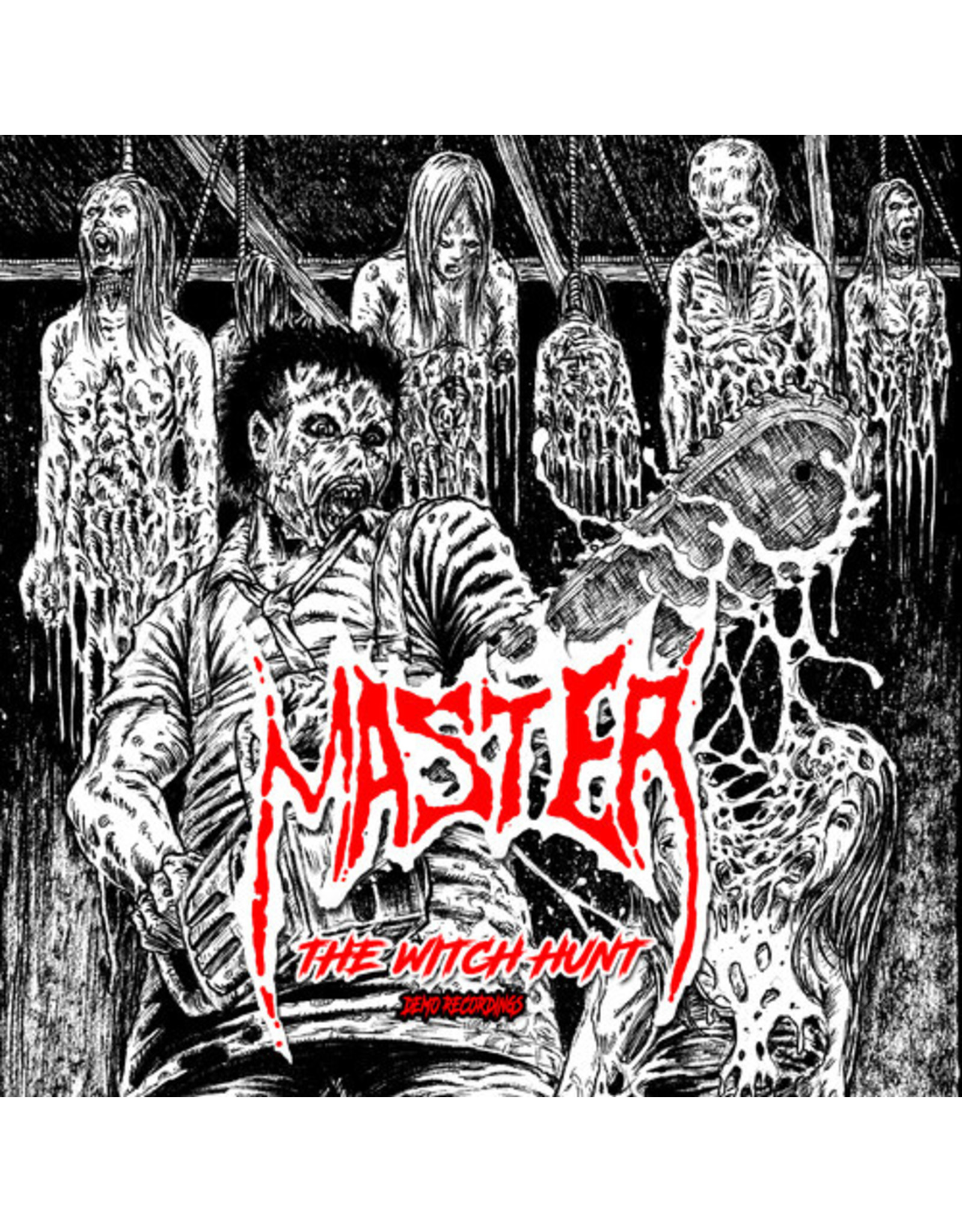New Vinyl Master - Witch Hunt: Demo Recordings LP