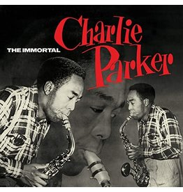 New Vinyl Charlie Parker - The Immortal (Colored) LP