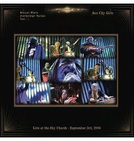 New Vinyl Sun City Girls - Live At The Sky Church September 3rd, 2004 LP+DVD