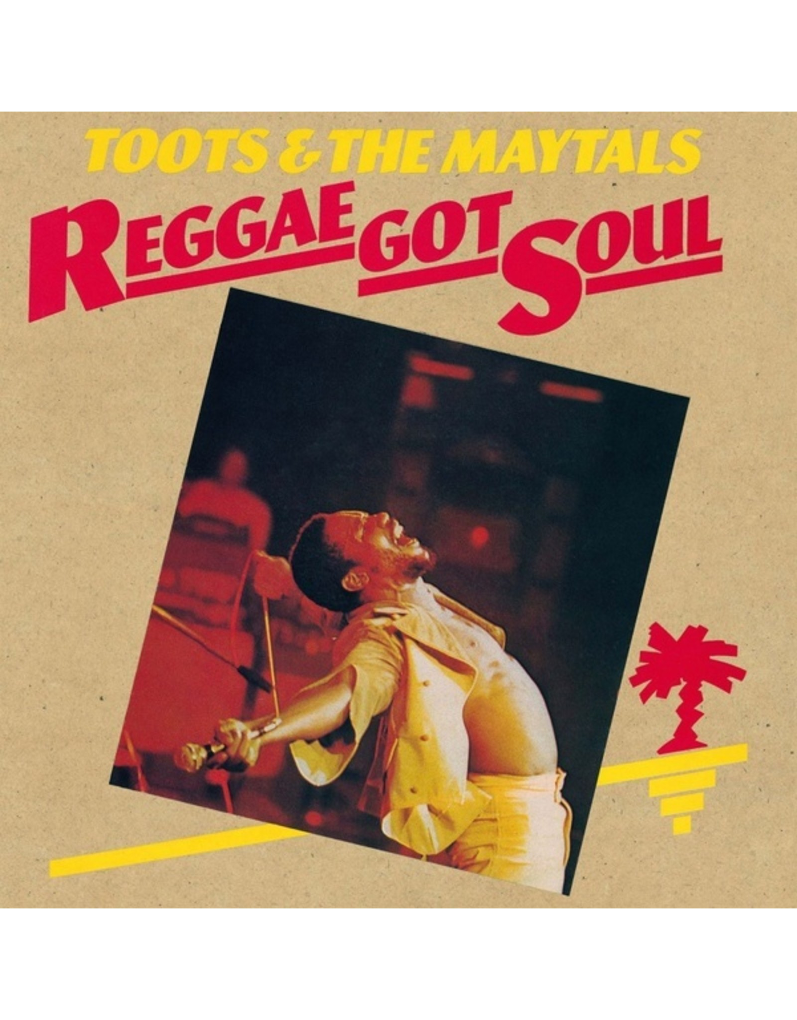 New Vinyl Toots & The Maytals - Reggae Got Soul LP