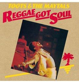 New Vinyl Toots & The Maytals - Reggae Got Soul LP