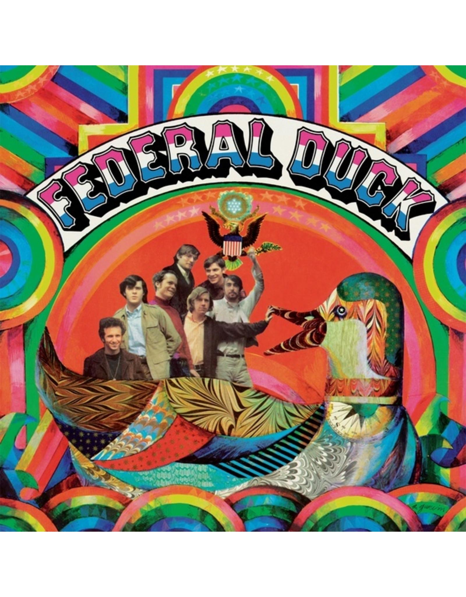 New Vinyl Federal Duck - S/T LP