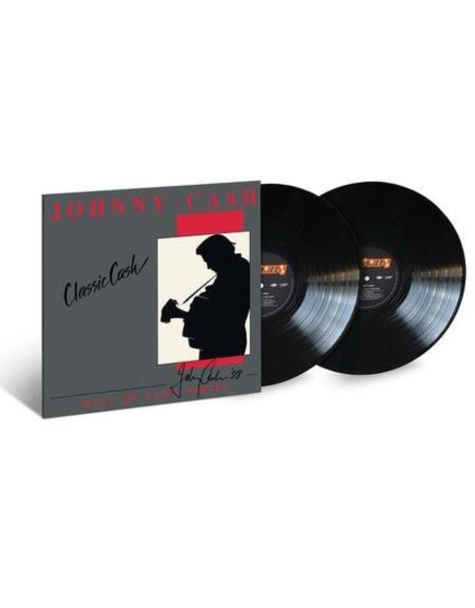 New Vinyl Johnny Cash - Classic Cash: Hall Of Fame Series 2LP