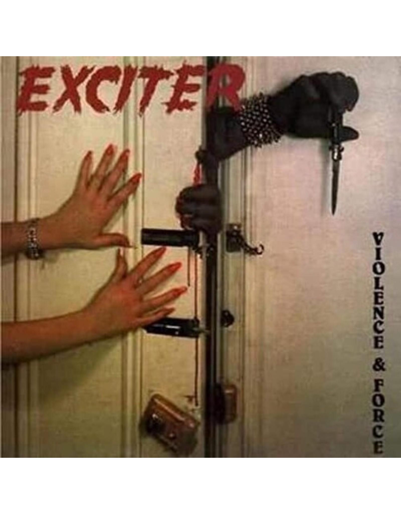New Vinyl Exciter - Violence & Force LP