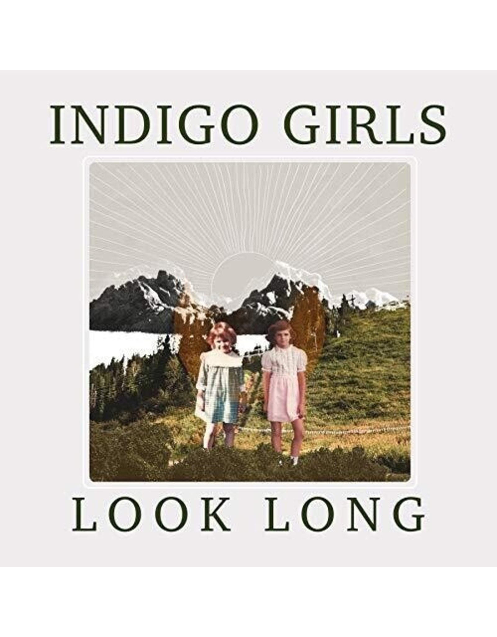 New Vinyl Indigo Girls - Look Long 2LP