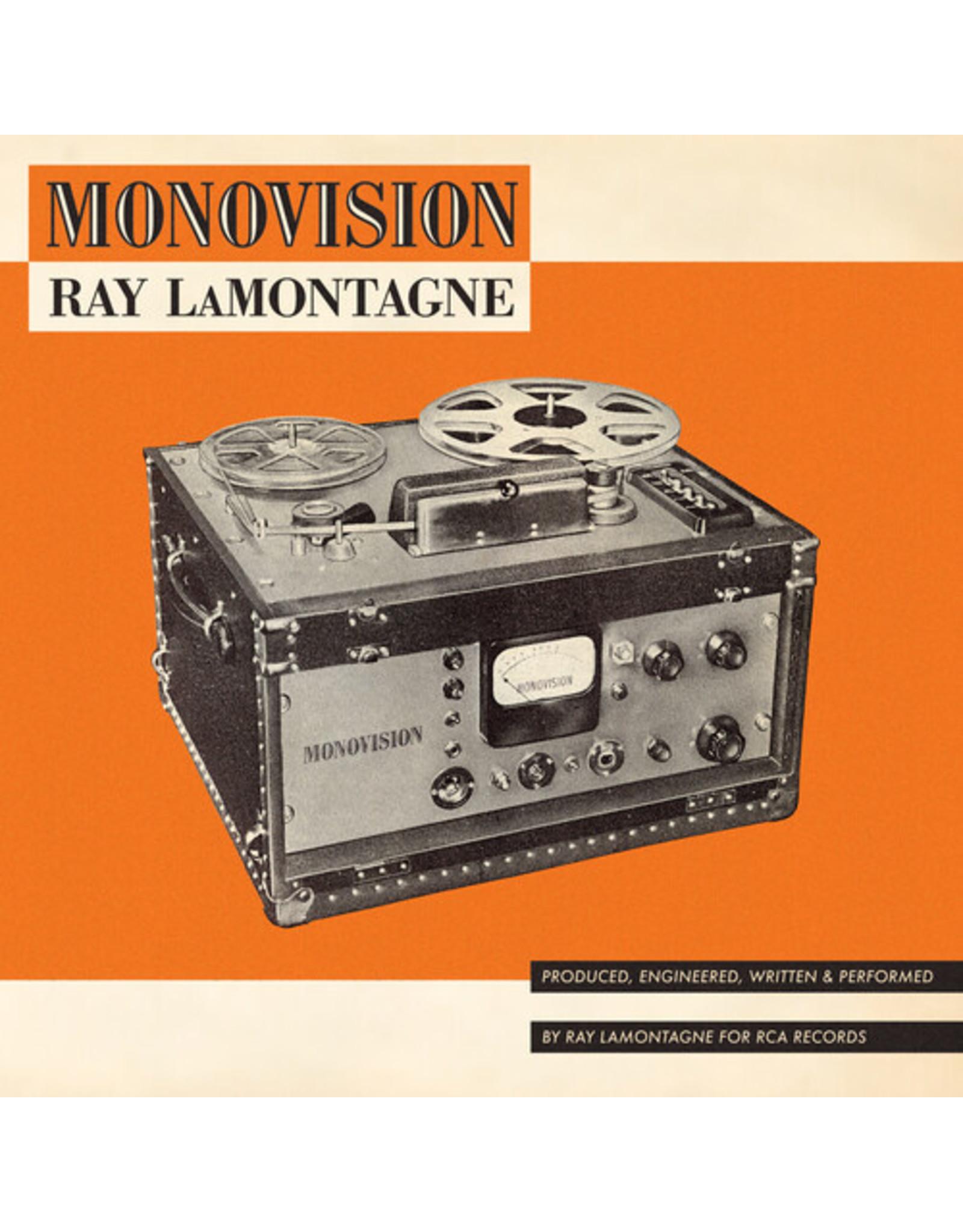 New Vinyl Ray LaMontagne - Monovision LP