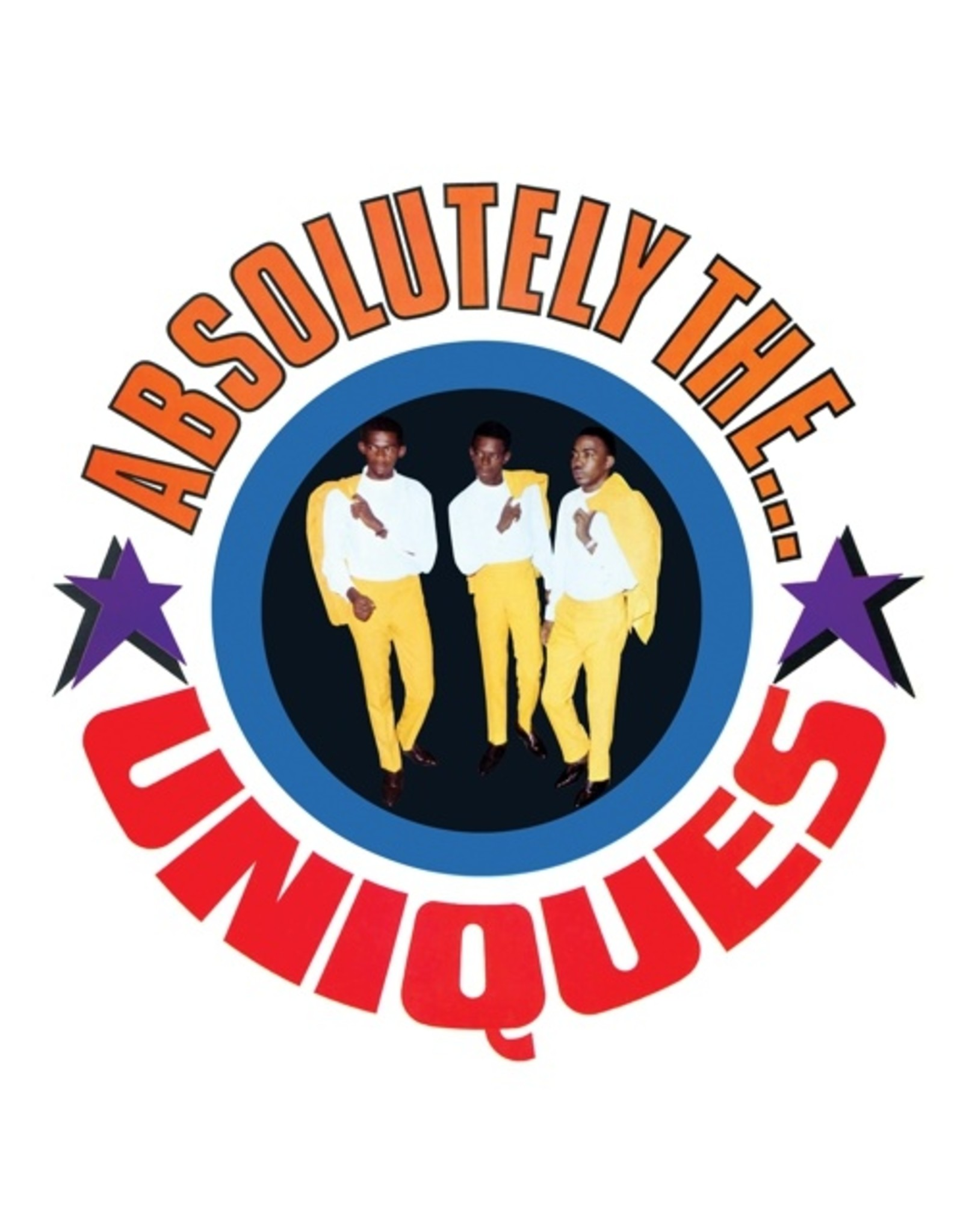 New Vinyl The Uniques - Absolutely LP
