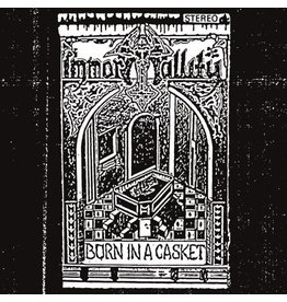 New Vinyl Immortallity - Born In A Casket LP
