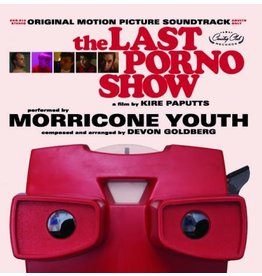 New Vinyl Morricone Youth - The Last Porno Show OST LP