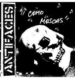 New Vinyl Antifaces - Como Moscas LP