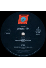 New Vinyl Crustation // Mood II Swing - Flame EP 12""