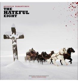 New Vinyl Ennio Morricone - Quentin Tarantino's Hateful Eight OST 2LP