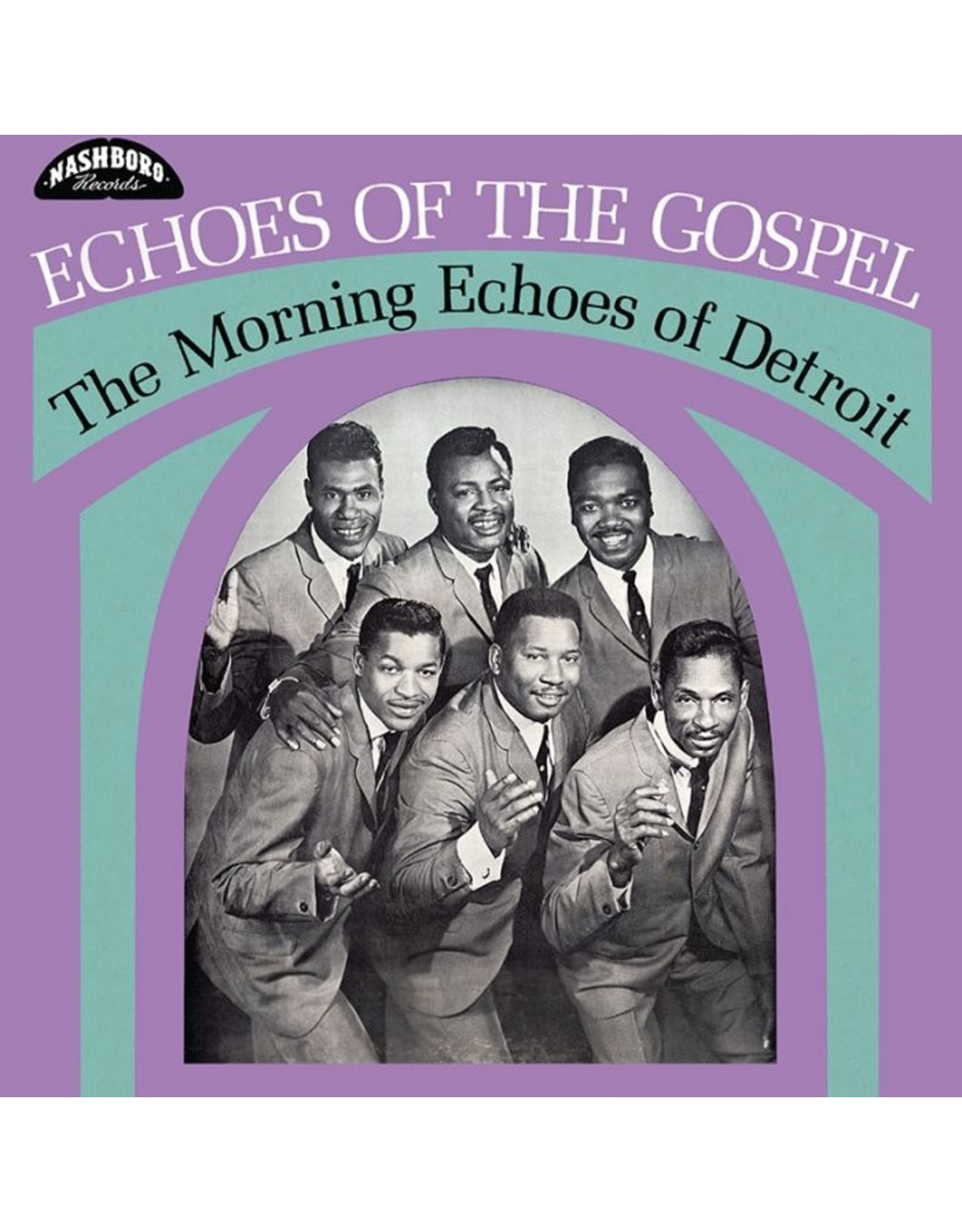 New Vinyl The Morning Echoes Of Detroit - Echoes Of The Gospel LP