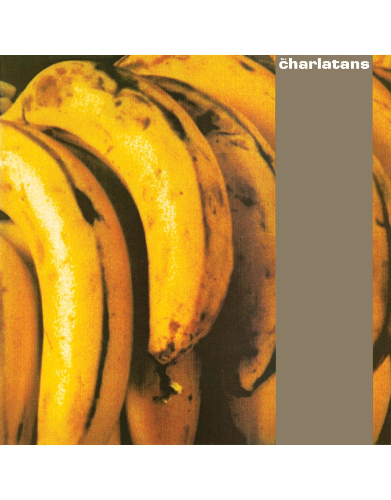 New Vinyl The Charlatans UK - Between 10th and 11th (Expanded Edition, Clear) 2LP