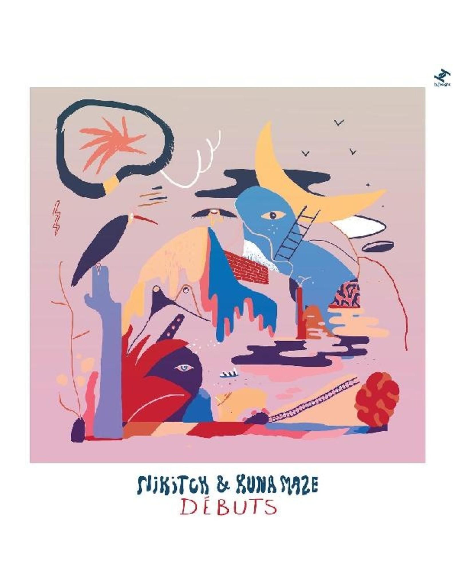 New Vinyl Nikitch & Kuna Maze - Débuts LP