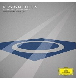 New Vinyl Johann Johannsson - Personal Effects OST LP