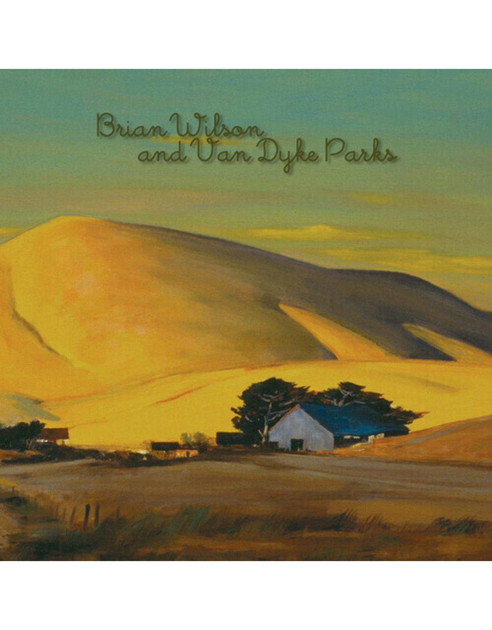 New Vinyl Brian Wilson & Van Dyke Parks - Orange Crate Art 2LP