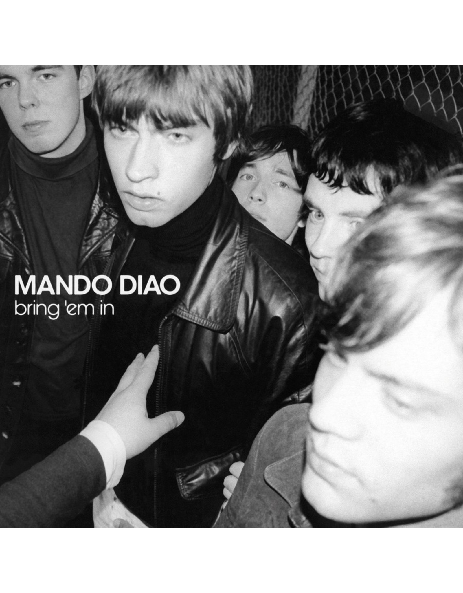 New Vinyl Mando Diao - Bring 'Em In LP