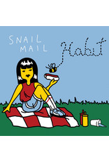 New Vinyl Snail Mail - Habit EP 12""