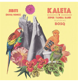 New Vinyl Kaleta & Super Yamba Band Ft. Bosq - Jibiti (Bosq Remix) 7""