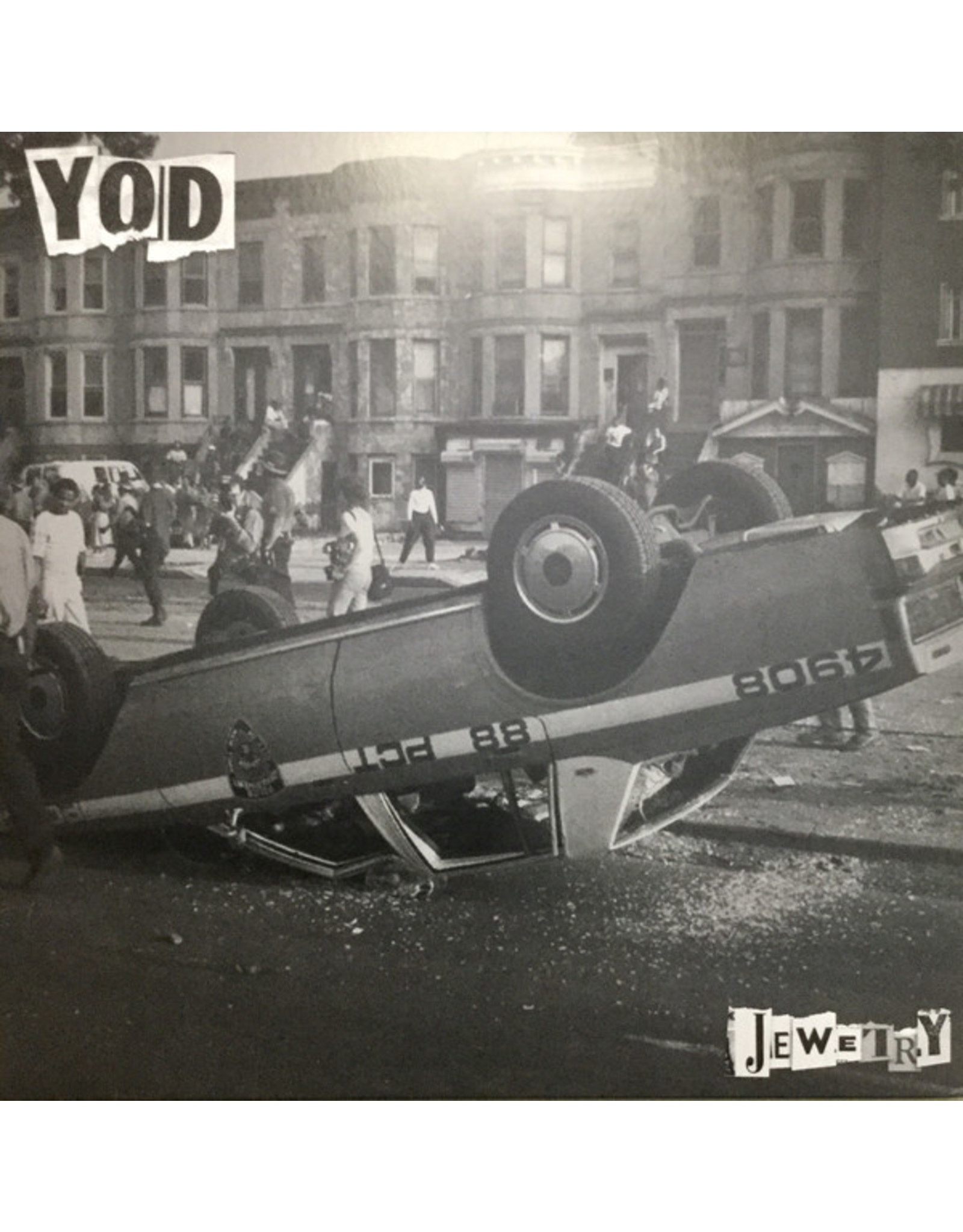 New Vinyl Your Old Droog - Jewelry 2LP