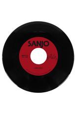 "New Vinyl Sanjo - Landings 7"" EP"