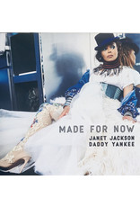 """New Vinyl Janet Jackson / Daddy Yankee - Made For Now EP 12"""""""