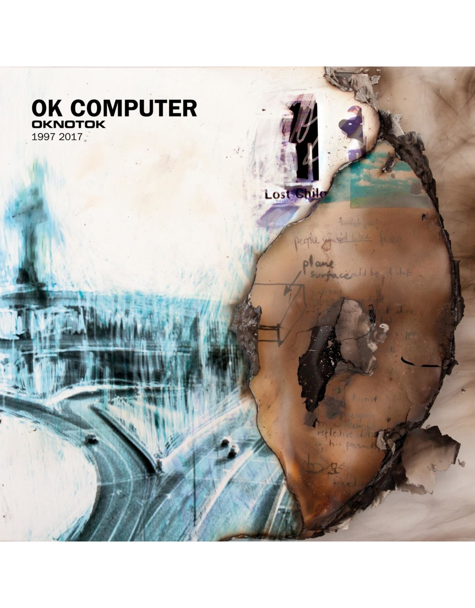 New Vinyl Radiohead - OK Computer OKNOTOK 1997 2017 3LP