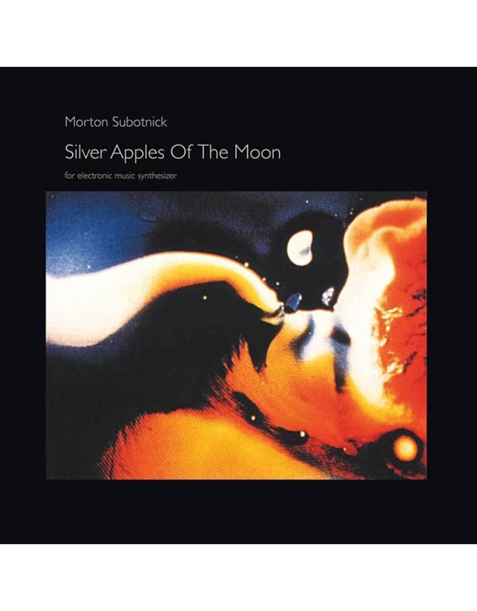 New Vinyl Morton Subotnick - Silver Apples Of The Moon LP