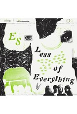 New Vinyl Es - Less Of Everything LP