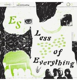 New Vinyl Es - Less Of Everything LP