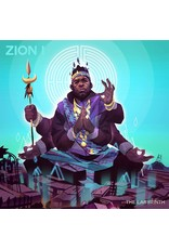 New Vinyl Zion I - The Labyrinth LP