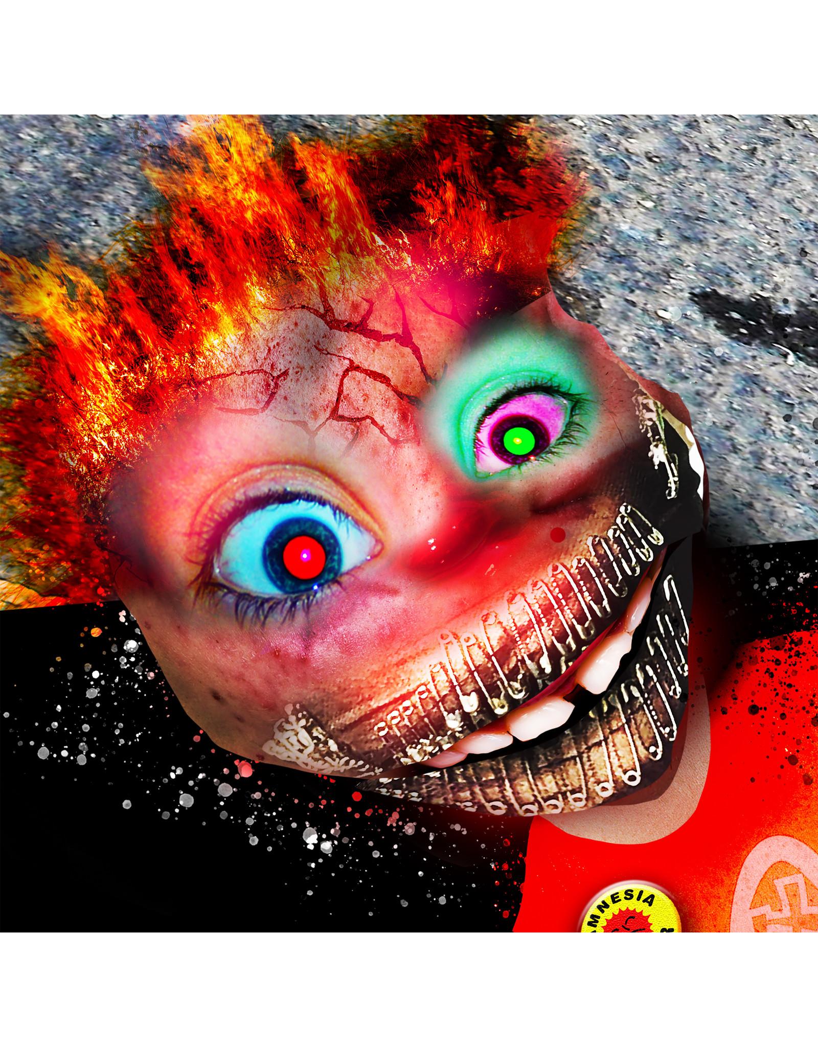 New Vinyl Amnesia Scanner - Tearless (Colored) LP