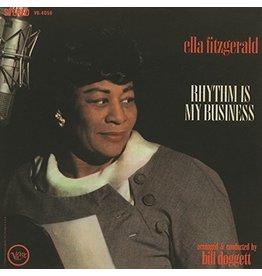 New Vinyl Ella Fitzgerald - Rhythm Is My Business LP