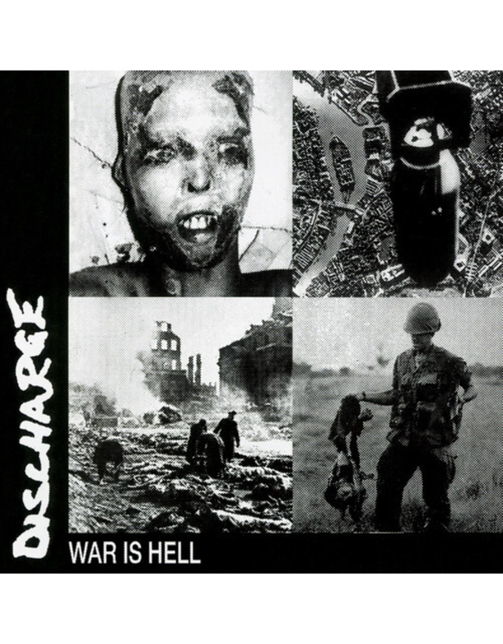 New Vinyl Discharge - War Is Hell (Colored) LP