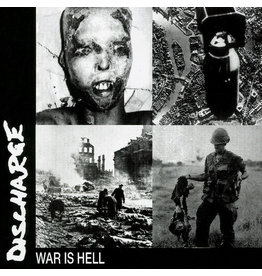 New Vinyl Discharge - War Is Hell (Colored) LP